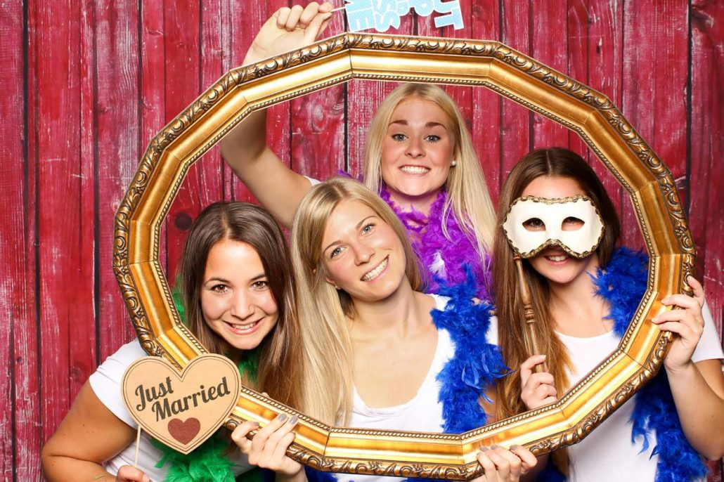 Fotobox Hochzeit Fotograf Linz
