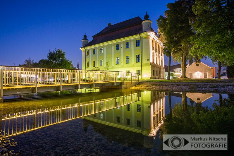 Hochzeitslocation Schloss Traun