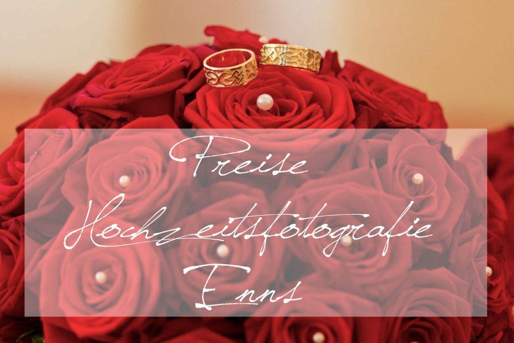 Preise Hochzeitsfotografie Enns Kosten Fotograf