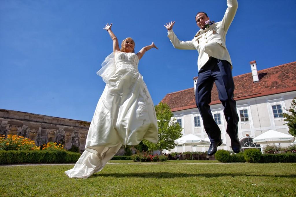 Hochzeitsfotograf Schloss Ennsegg - Hochzeit